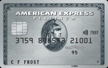 American Express Platin Kreditkarte