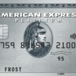 American Epxress Platinum Card